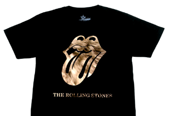 THE ROLLING STONESOFFICIAL COLLABORATION T-SHIRT