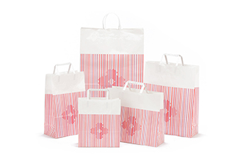 IZUTSUYA shopping bag and wrapping paper