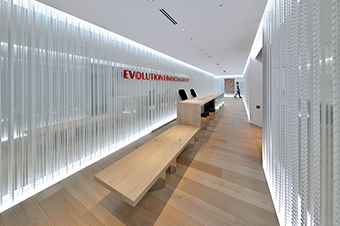 EVOLUTION JAPAN CO., LTD. Conference Area